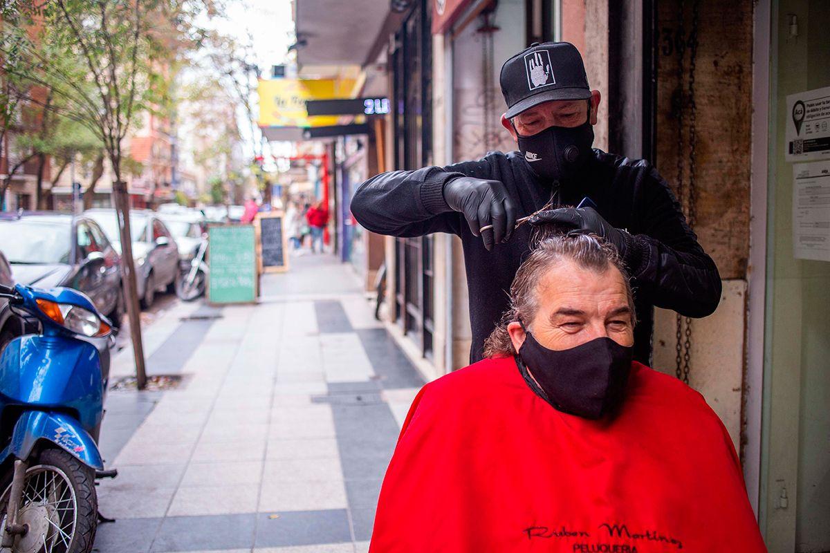 peluquero Mar del Plata