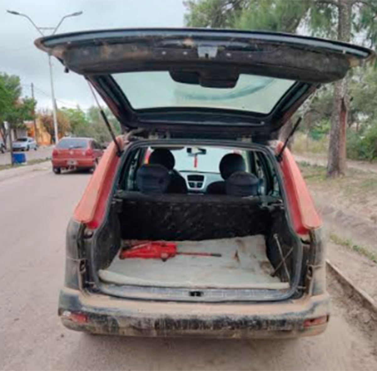 auto recuperado cordoba