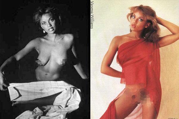 Fotos de vanessa williams desnuda